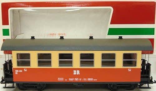 30730 - LGB - Personenwagen 900-454, 2. Klasse - DR