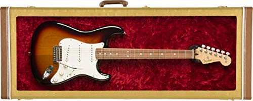 Fender Guitar Display Case Tweed. Estuche Vitrina Guitarra