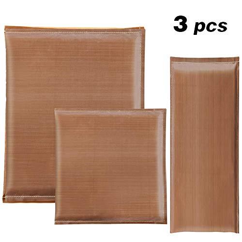 Uniqueen Bügelbrett Heat Press Pillow Press Cushion Set Transfer Pillows Wiederverwendbares Cushion Set - Eliminiert Druckeinkerbungen (3er)