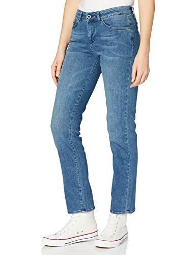 Seven7 Damen Nataly Jeans, Blau (Blue Ind 001), 44 (Herstellergröße: 31/30)