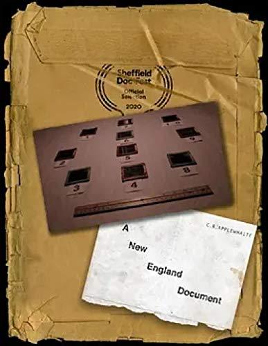 Un documento de Nueva Inglaterra (2020) Che Applewhait Documental/Cortometraje Póster de película Imágenes de arte Decoración Sala de estar Dormitorio Lienzo -20x30 pulgadas Sin marco