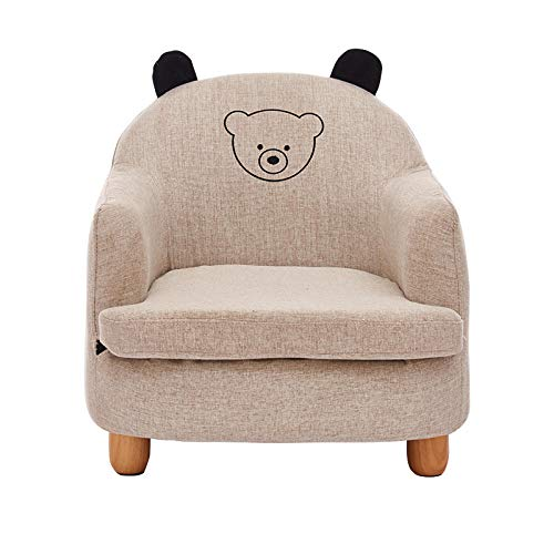 FDXT Creative Mini Armchair Kids Sofa Single Cloth Cartoon Stool Cute Baby...