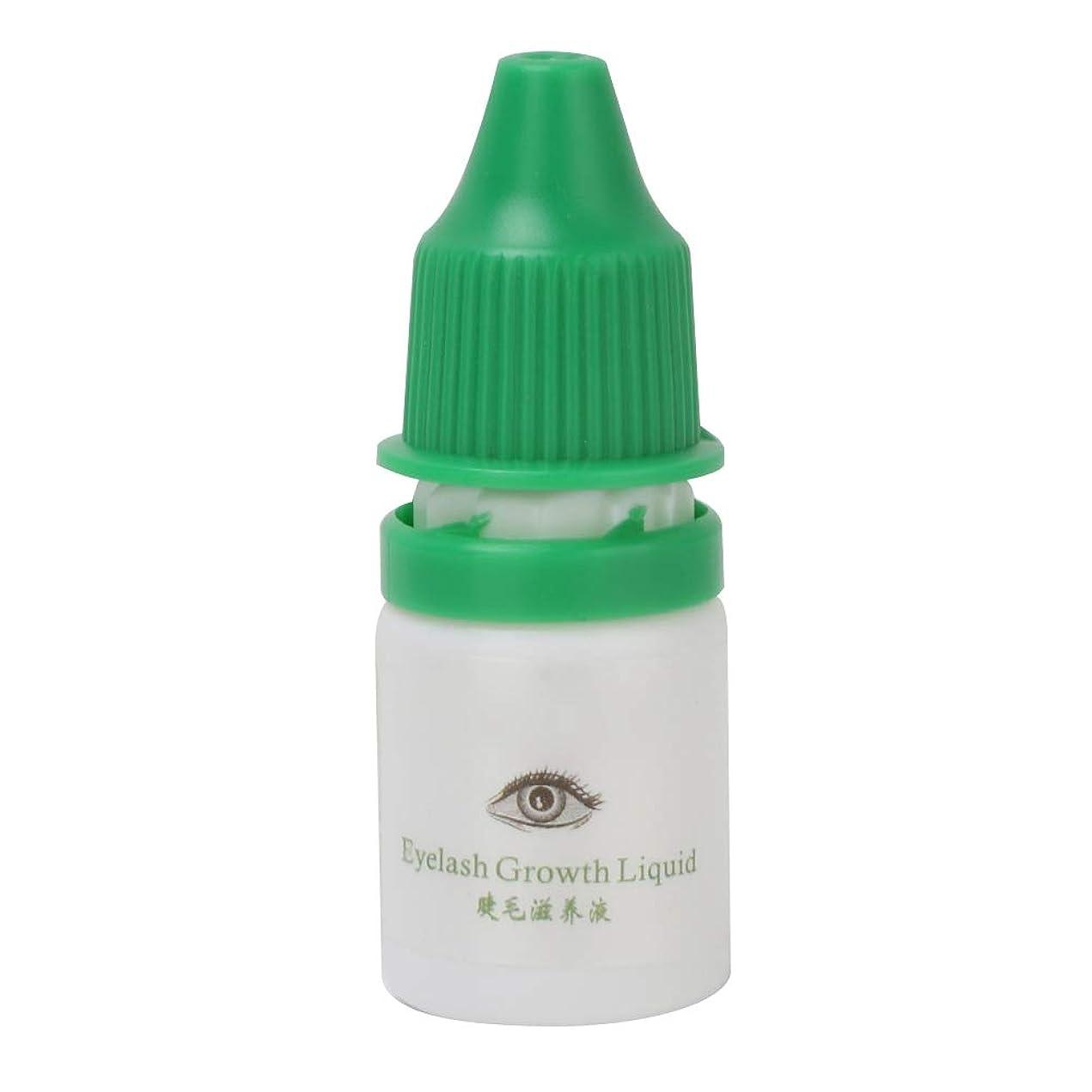 スズメバチレモンあいさつまつげ栄養のある美容液(まつげ - グリーン)