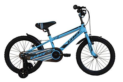 Ümit Bicicleta 18' XT18, Juventud Unisex, Azul, Mediano