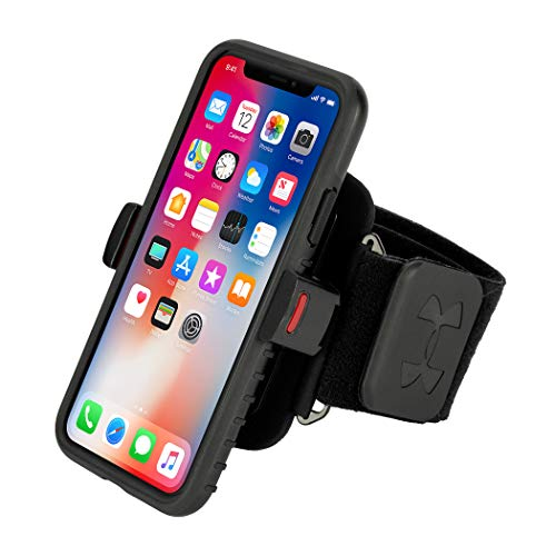 Under Armour UA Connect Armband - Black/Black