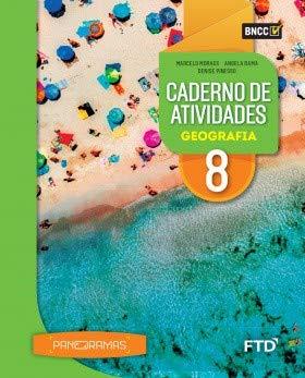 Panoramas - Caderno Atividades Geografia - 8º Ano - A