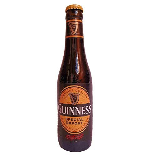 Cerveza Guinness Special Export caja de 24 botellas x 33 cl
