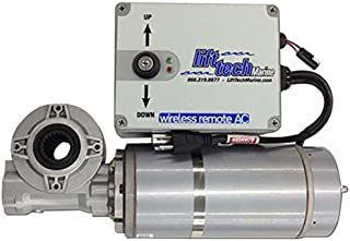 AMRC-EDDW110 * Craftlander Electric Direct Drive Winch 110V Kit (Remote Control) For Boat Lifts