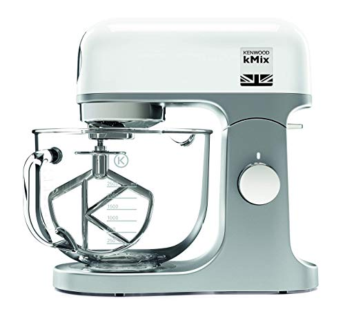 Kenwood kMix Stand Mixer, 1000 W, White (Refurbished)