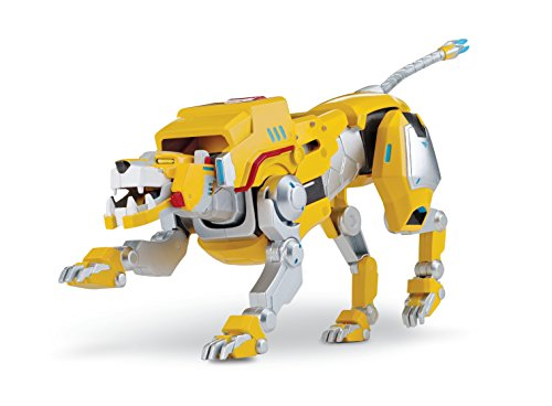 Voltron Legendary Combinable Yellow Lion Action Figure