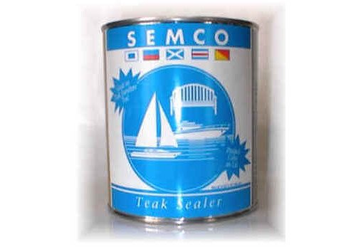 TeakStation Semco Teak Sealer 1 Gallon Natural...