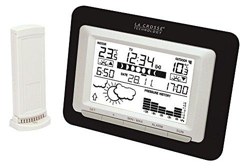 La Crosse Technology WS9250IT-WHI-S - Estación meteorológica