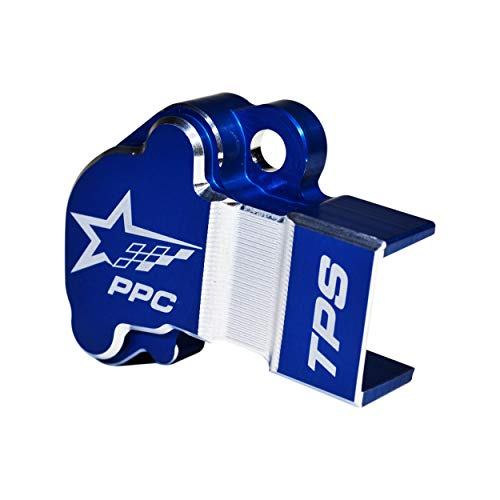 TELO COPRIMOTO MOTO PER KTM TPS SENSORE Husqvarna TE 250/300 KTM EXC 150/250/300 TPI 2018-2021R (Blue)