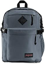 JanSport Main Campus Student Backpack - School, Travel, or Work Bookbag with 15-Inch Laptop Compartment, Dark Slate