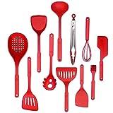Mostop Silicone Kitchen Utensils Set (11...