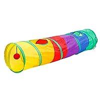 ネコトンネル 猫用おもちゃ 折りたたみ キャット玩具 プレイトンネル 小型犬やハムスター 小型ペット 猫遊び ストレス発散 運動不足 対策 キャットトイ