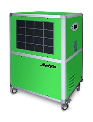 Deumidificatore per industrie Danvex Deh 1600i Deumidificatore con ruote ottimo per l edilizia magazzini e aree industriali che necessitano di un giusto livello di umidità per controllare il tempo di asciugatura dei materiali e proteggere il proprio lavoro