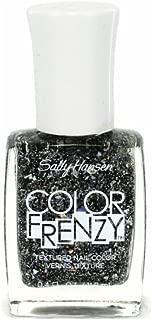 Sally Hansen Color Frenzy Textured Nail Color 380 Spark & Pepper