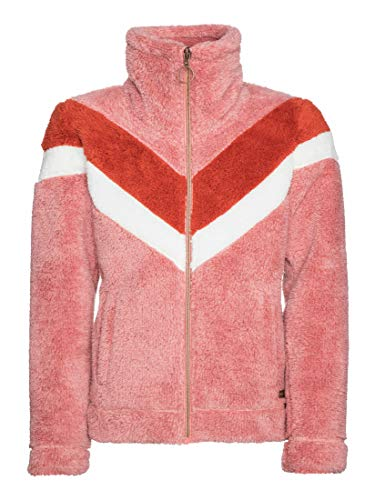 Protest Mädchen Fleece TESS JR Think Pink 140