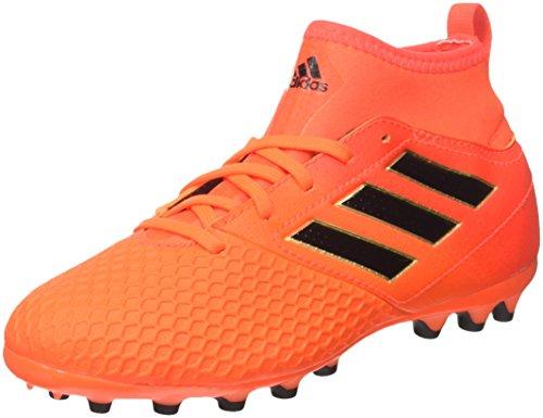 adidas Ace 17.3 AG J, Botas de fútbol Unisex niño, (Narsol/Negbas/Rojsol), 35.5 EU