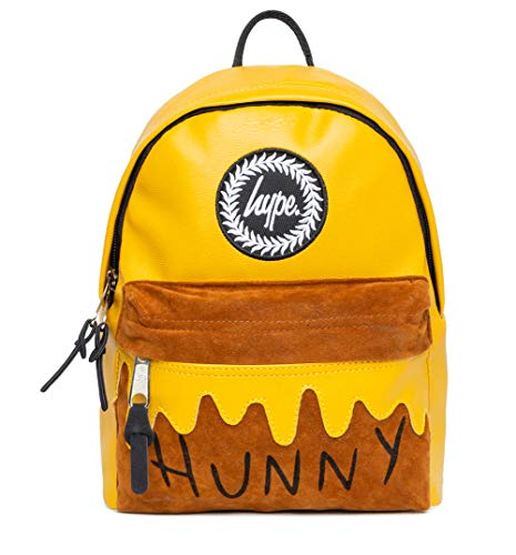 Hype Backpacks Disney Winnie The Pooh Hunny Mini Backpack Yellow