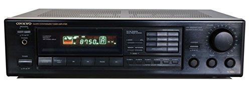 Onkyo TX-7800 Stereo Receiver in schwarz