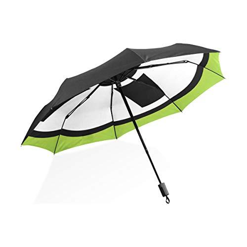 FANTAZIO Fantasio Reise-Regenschirm, Lenkrad, Icon, Sonne/Regenschirm