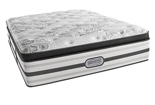Beautyrest Platinum Plush Pillow Top Montego, Queen Innerspring Mattress