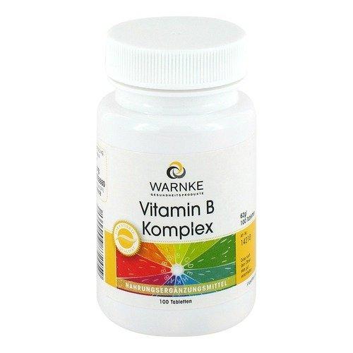 VITAMIN B Komplex Tabletten 100 St