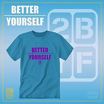 2BYF Teal T Purple Logo