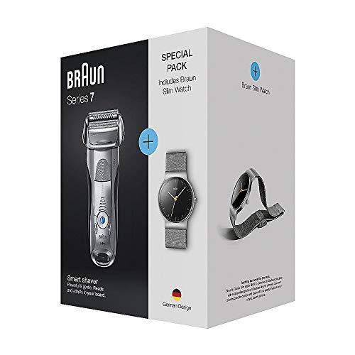 Braun 7893S Series 7 + BN021 SlimWatch