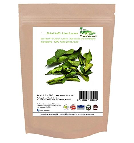 dried grape leaves - 3