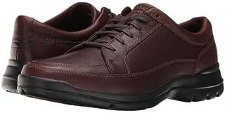 [ロックポート] メンズ 男性用 シューズ 靴 オックスフォード 紳士靴 通勤靴 Junction Point Lace To Toe - Chocolate [並行輸入品]