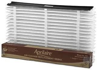 Genuine Aprilaire 410 Media Air Filter, Pack of 3