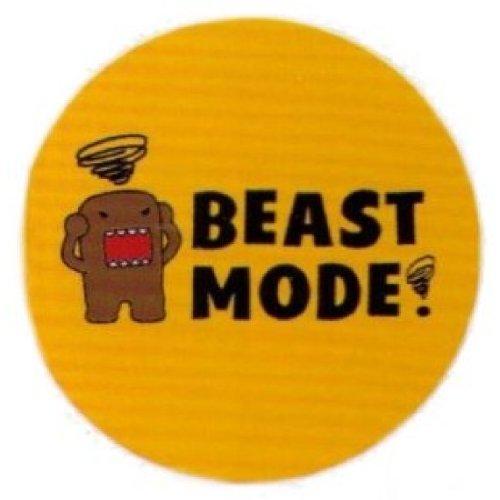 Domo-Kun Beast Mode 3\