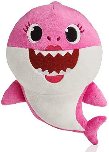 PBP Baby Shark - Peluche Musical 760019015 (Mommy Shark) 20cm