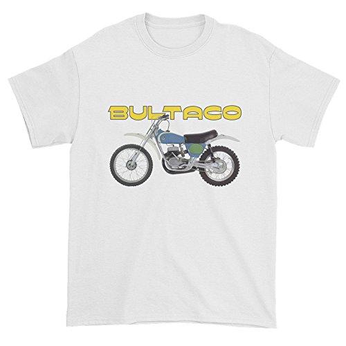 Vox Throttle Bultaco Pursang Mk 7 250 T Shirt White