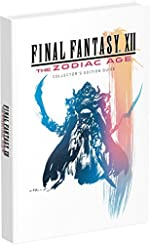 Guide de Jeu Final Fantasy XII - The Zodiac Age Version Française