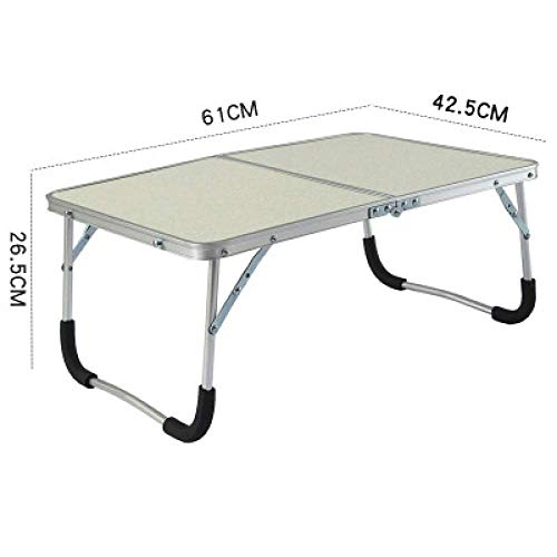 U/A Bi-Fold Laptop Desk, Laptop Desk, Laptop Desk, Writing Desk, Office And Home Furniture DAGUAI (Color : 20, Size : Blue)