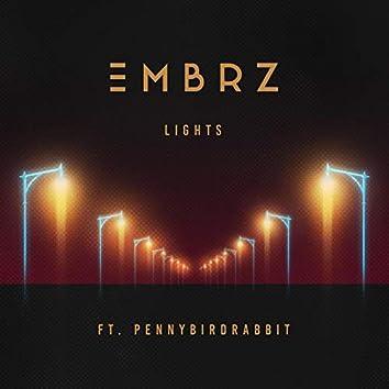 Lights (feat. Pennybirdrabbit)