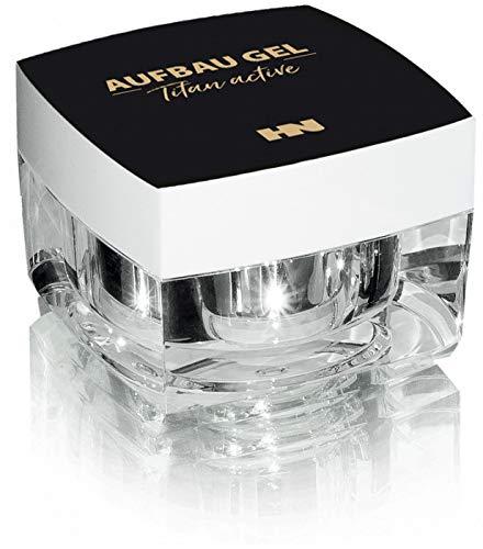 HN Hollywood nails Titan Active UV Aufbau Gel (50g)