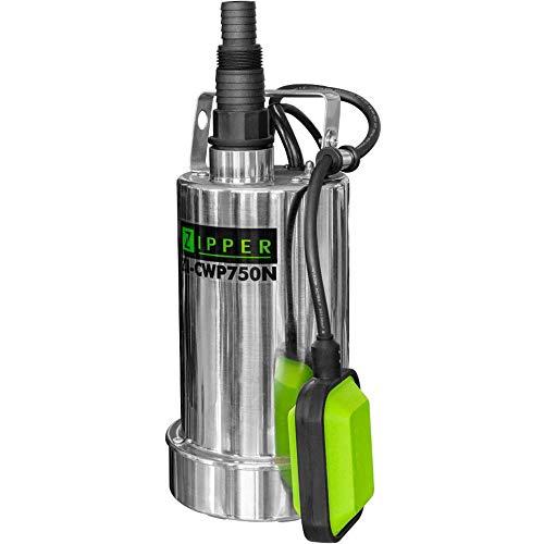 Zipper ZI-CWP750N Pumpentechnik, 113x87x90