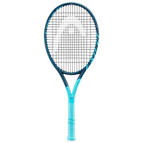HEAD Graphene 360+ Instinct MP - Raqueta de tenis (100 pulgadas cuadradas, sin cordaje)