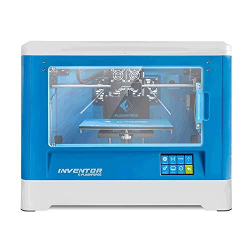 FlashForge Inventor impresora de doble Extrusora 3D