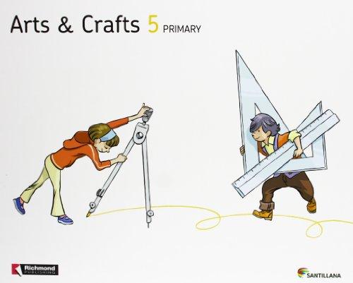ARTS & CRAFTS 5 PRIMARY - 9788468017198
