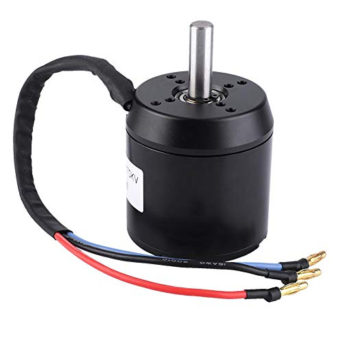 Alomejor 170KV 3000W Motore Elettrico Brushless Skateboard Motor Bike Hub Outrunner Brushless per Racing Quadcopter