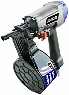 Duo Fast DF225C 0 Degree Coil Siding Nailer (Renewed)