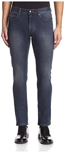 Z ZEGNA Herren 5-Pocket Slim Jeans - - 52