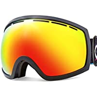 JOJO LEMON OTG Over Glasses Unisez Ski Snowboard Goggles