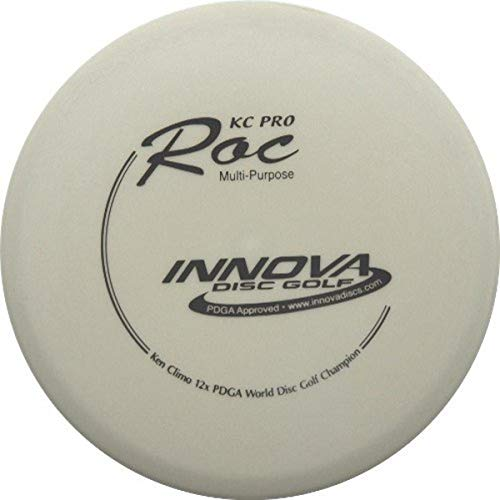 Innova Disc Golf Pro KC Roc Golf Disc, 178-180gm (Colors may vary)